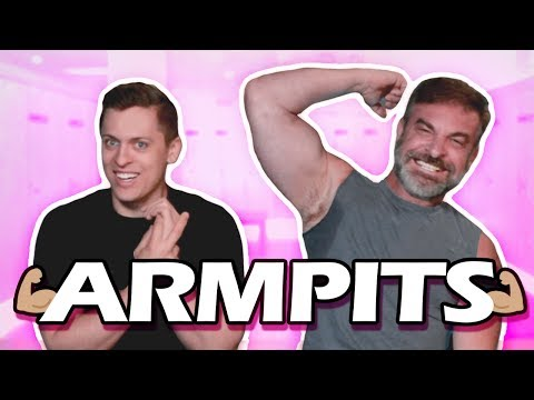 Attracted To Armpits?!
