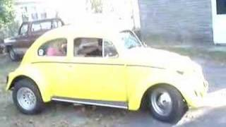 The Bug From Hell 427 Big Block Chevy