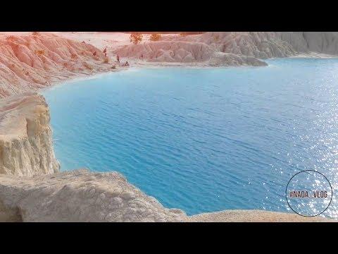 Napisah Vlog, Get Natural In Turun Aban Beach & Awaken To A Different World In Kaolin Lake