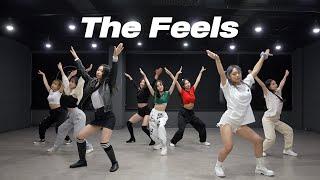 Download 트와이스 TWICE - The Feels | 커버댄스 Dance Cover | 연습실 Practice ver.