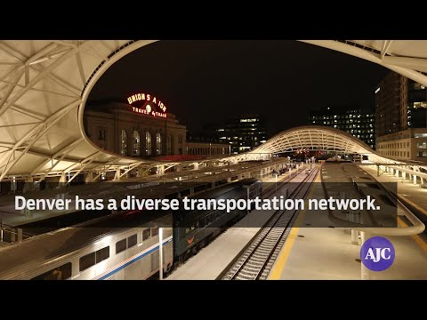 Denver's Transportation Network