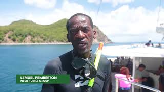 Saint Kitts and Nevis: Students and Coral Reef Awareness