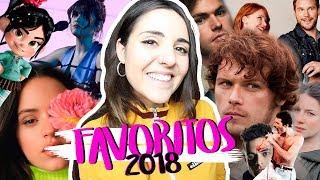 FAVORITOS 2018 | OUTLANDER, ROSALÍA, JURASSIC ⭐ | Andrea Compton