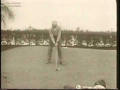 Forgotten Great Swings : Tommy Armour