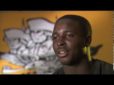 Sony Michel - American Heritage Running Back - Highlights/Interview - Sports Stars of Tomorrow