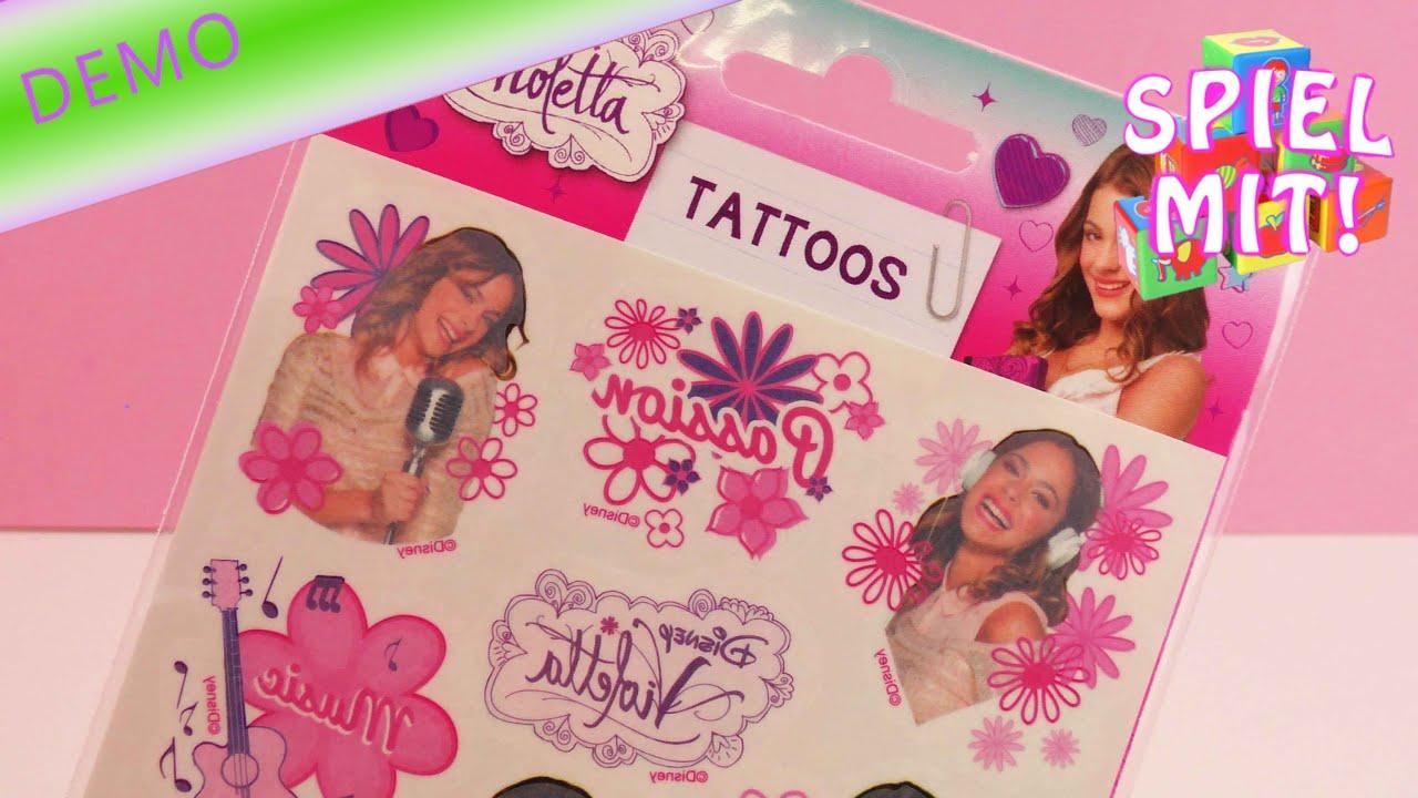 violetta tattoo super tattoos zum sammeln und t towieren. Black Bedroom Furniture Sets. Home Design Ideas