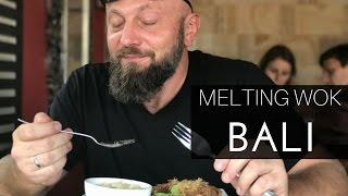 Melting Wok варунг в Убуде || Вкусная еда на Бали, Индонезия