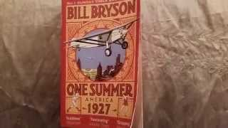 Bill Bryson One Summer: Review