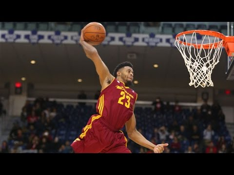 NBA D-League Dunk Machine DJ Stephens