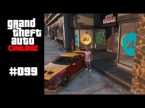 Let's Play Together GTA V Online #099 [HD+] | Shopping Day