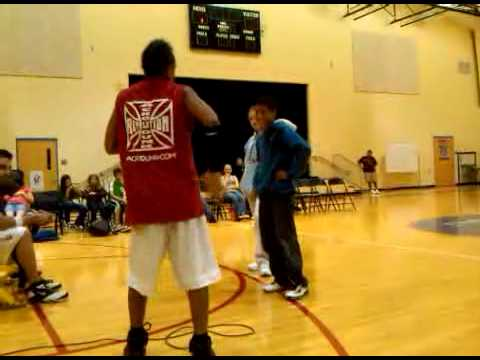 acrodunk ™ at Challenger Middle School