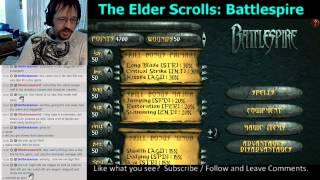 Wolf Plays The Elder scrolls Legends: Battlespire 01