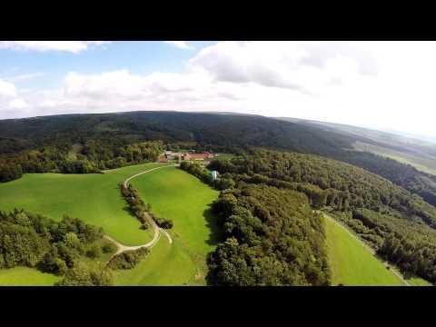 Gleitschirmfliegen - Fluggebiet Harsberg/Mihla