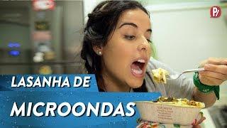 LASANHA DE MICROONDAS | PARAFERNALHA