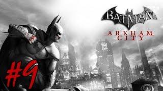 BATMAN Arkham City en Español - Consigue la Cura y Detén al Joker - Vídeos de Juegos de Batman #9