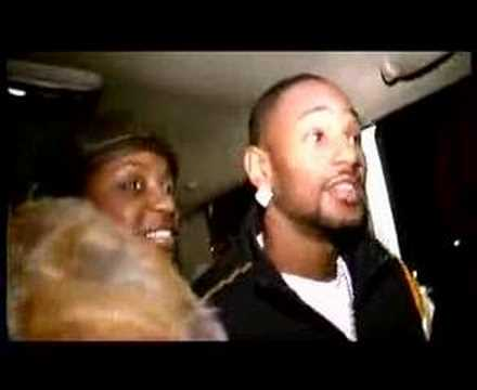 Cam'ron, Juelz Santana & Jim Jones in London! Dipset! Part 02 - Westwood