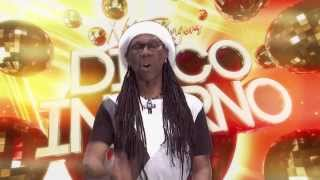 Disco Inferno Message from Nile Rodgers