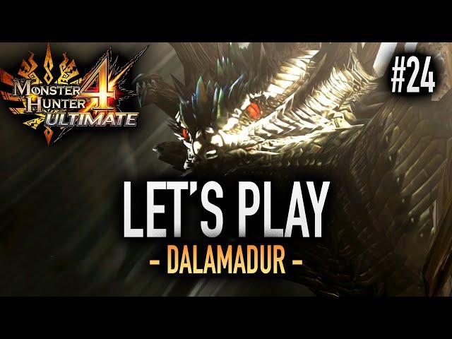 DALAMADUR, CA DÉPASSE L'ENTENDEMENT - #24 Let's Play MH4U HD
