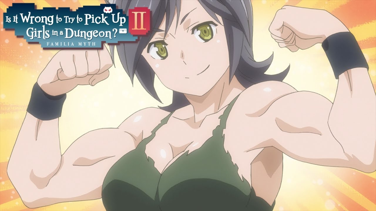 Rejects | Is It Wrong to Try to Pick Up Girls in a Dungeon? II