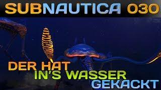 SUBNAUTICA [030] [Der hat ins Wasser gekackt] Let's Play Gameplay Deutsch German thumbnail