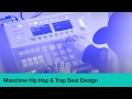 Download Learn Hip Hop & Trap Drum Design in Maschine - Course Trailer MP3 song and Music Video