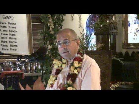 Giriraj Swami Vyas Puja - Lecture - Giriraj Swami - SB 7.14.15-16 - 2of11