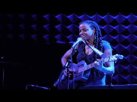 Suzan-Lori Parks sings Bob Marley's Redemption Song - YouTube