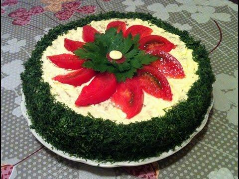 Вкусный кабачковый торт рецепт фото