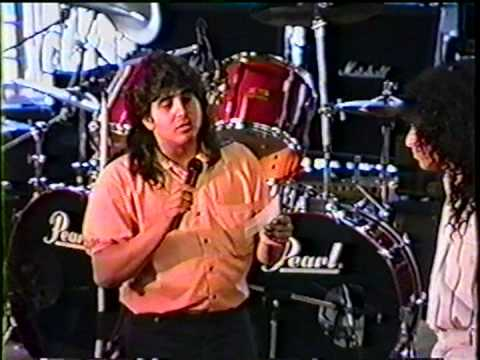 Guitar Center Drum-off 1989, Santa Ana, CA - Introduction