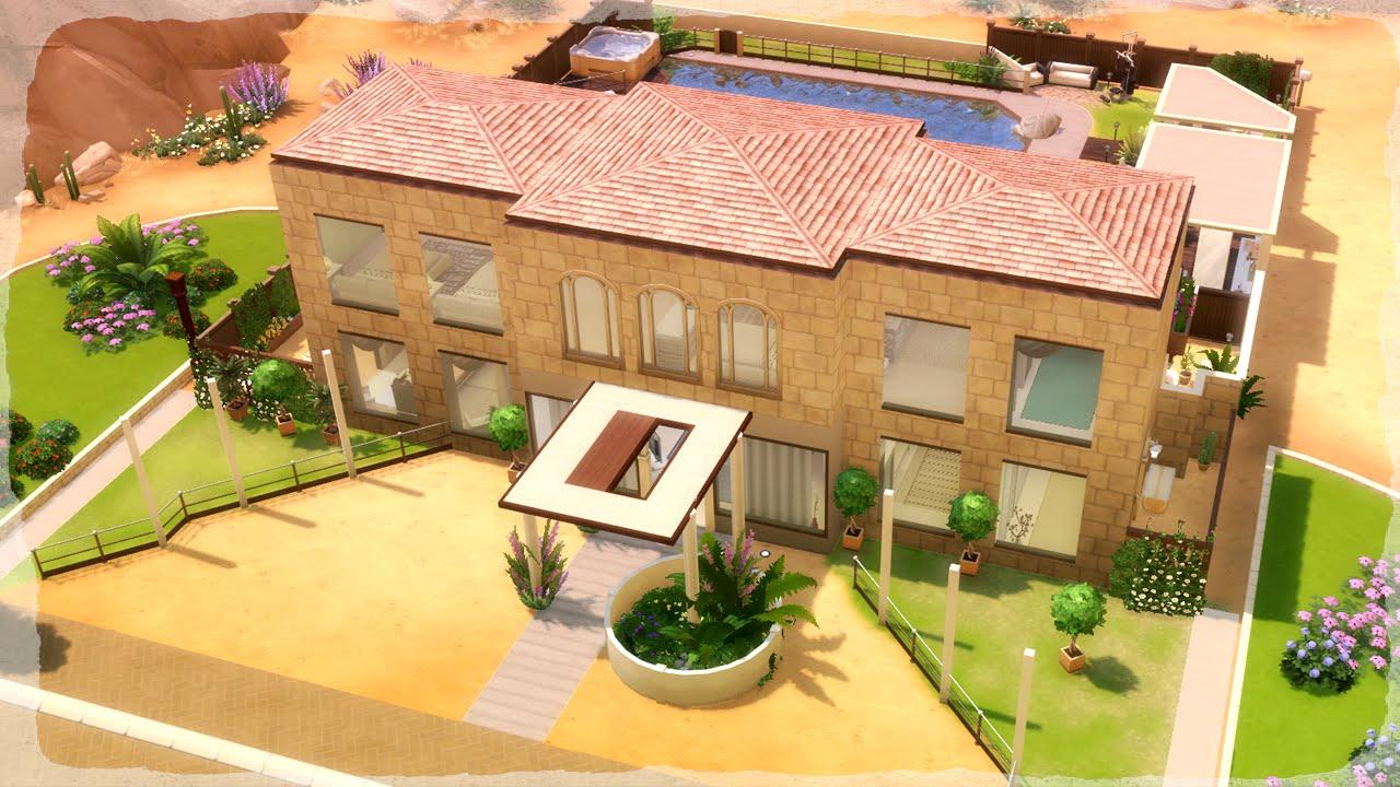 Sims  Island House
