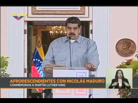 Maduro propondrá a los Tambores de San Juan como Patrimonio de la Humanidad ante la Unesco