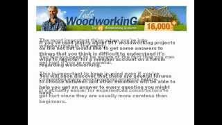 Woodworking Projects Made Easy With Ted's Mcgrath's Woodworking Plans 16000