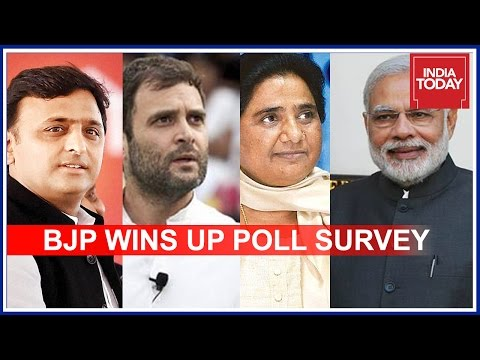 Newsroom : BJP TO Win Uttar Pradesh Polls, Predicts India Today - Axis Opinion Poll