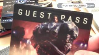 Futurelooks Unboxes Starcraft 2 and Gives Away A Little Something on Facebook