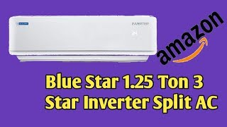 Blue Star 1.25 Ton 3 Star Inverter Split AC