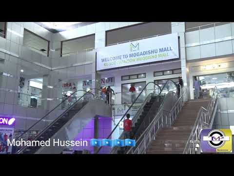 Mogadishu City Mall Mogadishu City Capital of Somalia beautifully Somalia