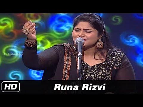 Chaap Tilak Sab Cheeni Re Mose Naina Milaike - Runa Rizvi | Sufi Song