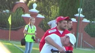 Владимир Мазяр -  Руслан Костышин. Эмоции. Верес (Ровно) Кубок Украины