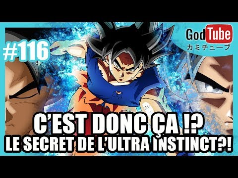 C'EST DONC ÇA LE SECRET DE L'ULTRA INSTINCT ?! [REVIEW/DBS/116]