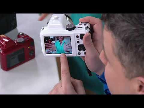 Kodak PIXPRO AZ421 16MP 42X Zoom Digital Camera w Accessories on QVC