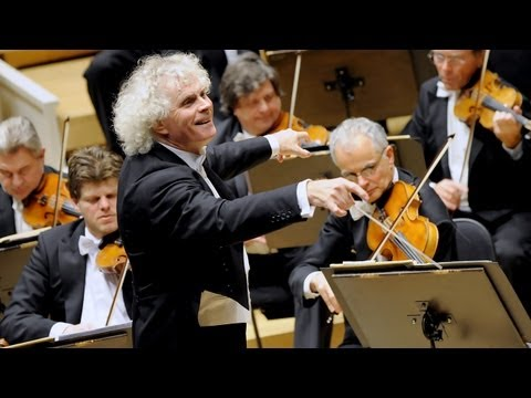 Britten: The Young Person's Guide to the Orchestra / Rattle · Berliner Philharmoniker