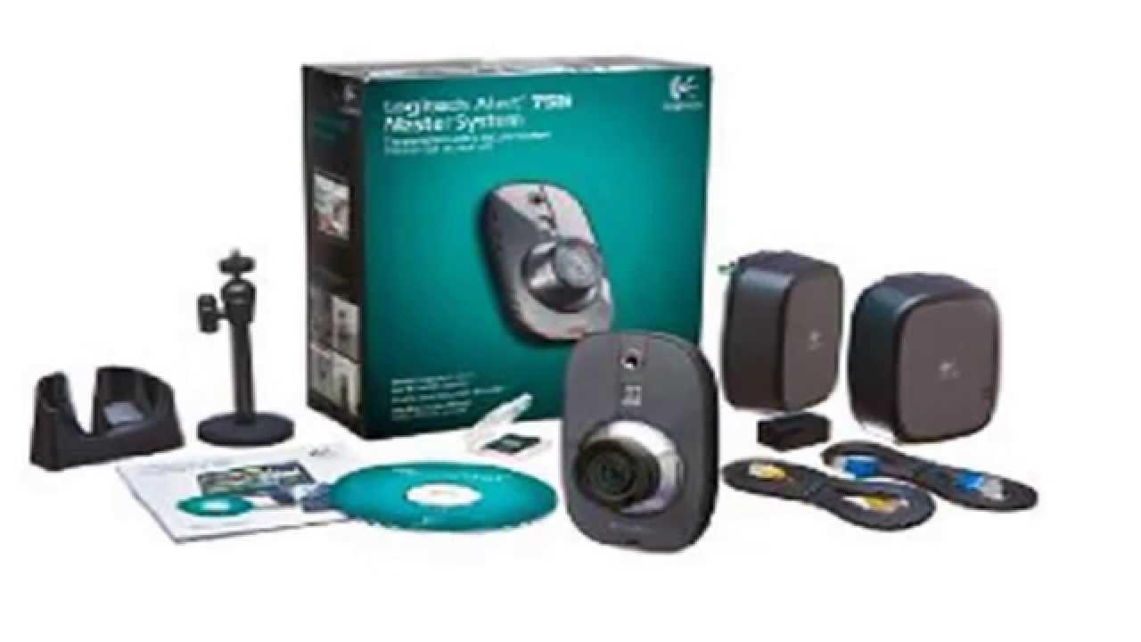 Logitech Alert 750i Indoor Master Hd Quality Security