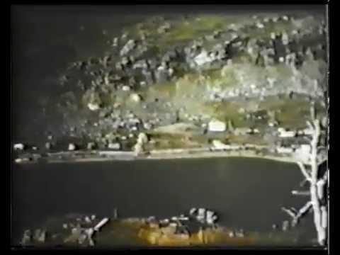 En resa til SULITJELMA, 15-28 juli 1951.