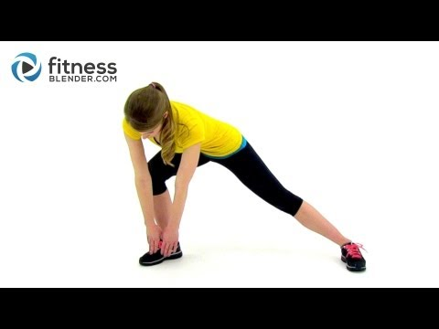 Fat Burning Low Impact Cardio Workout at Home Easy on the Joints Quiet Cardio Training