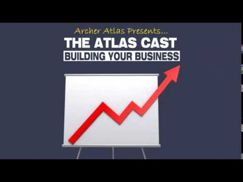 The Atlas Cast Ep 007: After Getting a YES - Reference Questions & Qualifying Questions