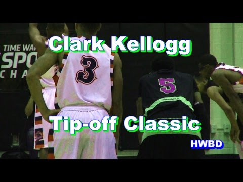 One of the Best Events of the Year : The 2014 Clark Kellogg Tip-Off Classic