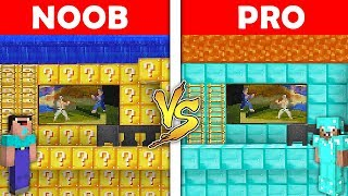 - Minecraft Battle NOOB vs PRO LUCKY BLOCK UNDERWATER BASE in Minecraft AVM SHORTS Animation
