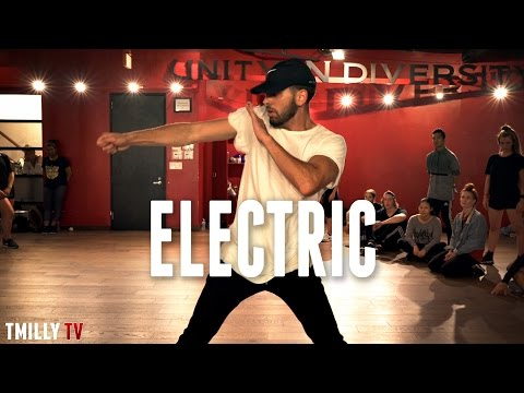 Alina Baraz  ELECTRIC ft Khalid  Choreography  Jake Kodish  #TMillyTV