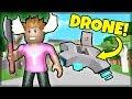 DRONE TIL 700 ROBUX! - Dansk Roblox: Wood Cutting Simulator #1
