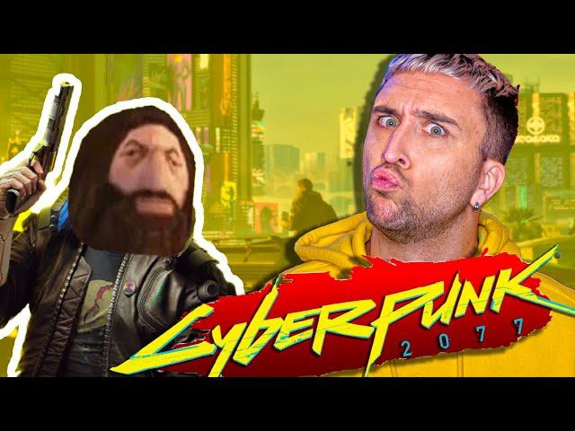 Cyberpunk 2077: UNE GROSSE ERREUR (Sauf la musique)